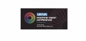 UKIVA machine vision conference