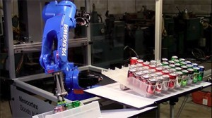 2016 Breaks Records for North American Robot Orders and Shipments