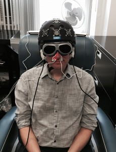 Study Red, near-infrared light therapy for the brain