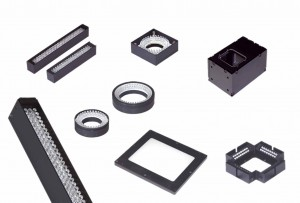 LED lighting for machine vision