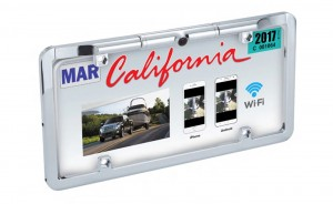 Wi-Fi Rear View and Backup Camera by Power Acoustik