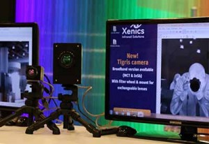 Xenics at SPIE OpticsPhotonics