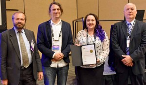 Field wins Young Investigator Award