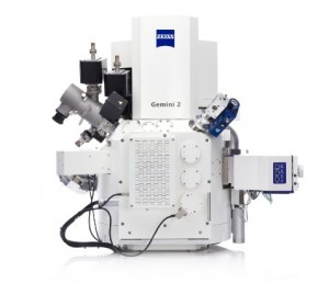 Zeiss Crossbeam 550 for 3D Analytics and Sample Preparation With FIB-SEMs