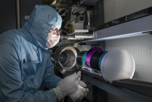 Wafer-Scale Films of Optoelectronic Materials at Room Temperature