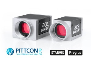 Pittcon 2018 Cameras for laboratory automation from Basler