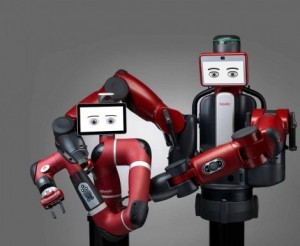 Baxter and Sawyer from ReThink Robotics