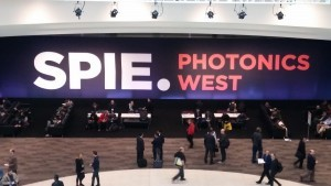 SPIE Photonics West Photo by Anne Fischer