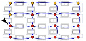 Brain-inspired silicon photonics chip with 16 nodes Gent University