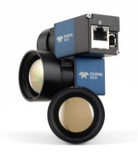 CANSEC 2015 Uncooled infrared camera platform from Teledyne Dalsa