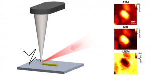 Terahertz spectroscopy at nanoscale resolution