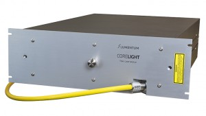 Laser 2017 Lumentum shows CORELIGHT laser systems