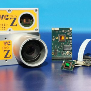 Two Megapixel Resolution for VC Z Smart Cameras With Linux OS