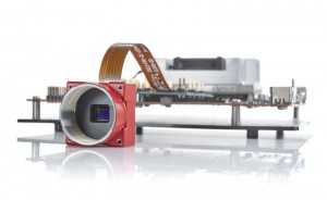 Alvium camera series with carrier board