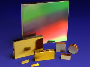 Dual-Zone Defraction Grating by Laser Components