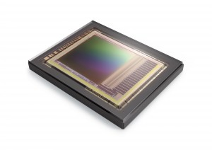 CMOS sensors by e2v Feature Worlds Smallest True Global Shutter