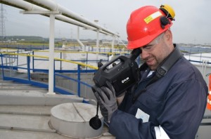 Fast and Intrinsically Safe Storage Tank Monitoring with FLIR GFx320 optical gas imaging camera