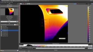 ResearchIR 440 Thermal Measurement Recording and Analysis Software from FLIR