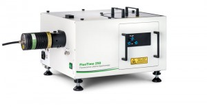 The design of the FluoTime 250 provides access to the world of time-resolved luminescence spectroscopy in a compact, fully automated device