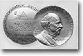Recognizing overall distinction in optics, the Frederic Ives Medal is the highest award of the Society
