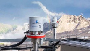 BTS2048-UV-S-WP Monitoring Solar UV Radiation on the Zugspitze