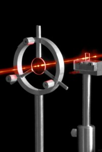Northwestern University researchers working in a quantum world