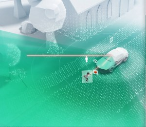 Fraunhofer IPMS The MEMS scanners from Fraunhofer IPMS used in LiDAR sensors enable vehicles to perceive their surroundings in three dimensions