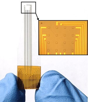Ultralow-Impedance Graphene Microelectrode