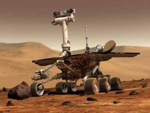 Mars Rover courtesy of NASA