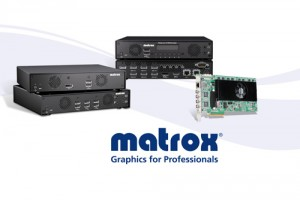 Matrox at Hannover Messe 2017