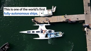 Mayflower Autonomous Ship