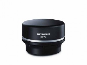 Olympus dp color microscope camera offers fluorescense imaging