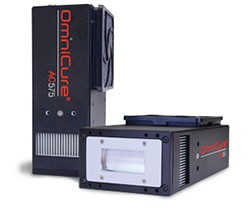 The OmniCure AC5 Series air-cooled UV LED curing systems are designed with advanced front-end optics to provide high power, high peak irradiance and exceptional uniformity at different working distances