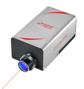 Optimet ConoPoint-10 Smart Laser Sensor for Complex Part Inspection