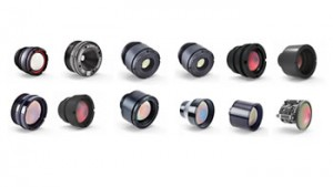 Ophir SupIR family of compact infrared lenses