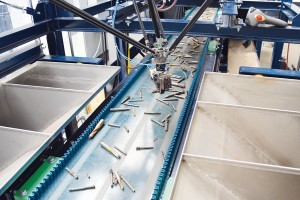 With a laser-based sortingCronimet Ferroleg GmbH, Karlsruhe, Germany process developed in the BMBF PLUS project, valuable alloys can be efficiently recovered from metal scrap