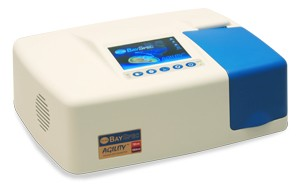 Agility Transportable Dual-band Benchtop Raman Spectrometer
