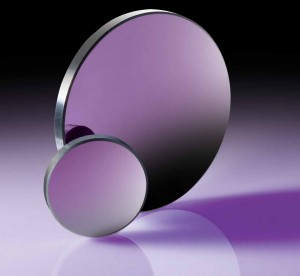 Silicon windows can readily be found off-the-shelf like these Edmund Optics TECHSPEC Silicon Windows