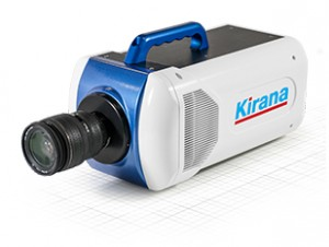 Kirana ultrahigh-speed camera