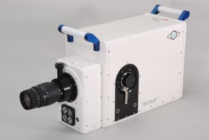 SIM ultrafast framing camera by Specialised Imaging