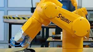 The Stubli group providing robotics solutions worldwide