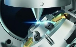 Precision microdrilling of an injection nozzle with femtosecond laser and 5-axis scan systemCopyright stoba
