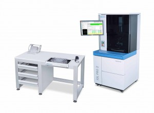 The Workstation IOL offers a workplace for the sorting of lens batches after measurement in OptiSpheric IOL PRO 2