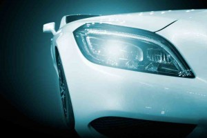 CES 2018 High-Resolution DLP Technology for Automotive Headlight Systems