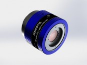 Jenoptik 25 mm f2, 4001700 nm hyperspectral lens