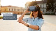 Bosch IMU for Virtual and Augmented Reality Applications