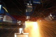 Laser combi-head for cutting and joining as well as additive manufacturing by means of laser metal deposition