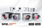 Basler will showcase the newest CMOS cameras with extremely light-sensitive Sony STARVIS sensors and the superfast and high-resolution Sony Pregius sensors
