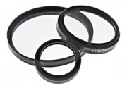 Protective Filters are designed to shield your lens and lighting from dirt, dust, liquids, impact and harsh environments without sacrificing image quality