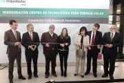 Solar Energy Research Center Opens in Santiago de Chile